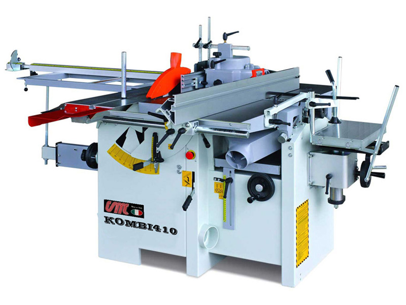 Universal Combined Machines for Wood